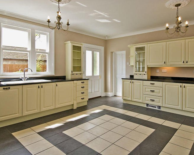 cream floor tiles for kitchen kitchen tiling in neo tiling 8493